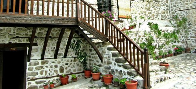 Кордопуловата къща в Мелник, България