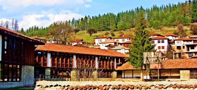 възрожденски български къщи в копривщица